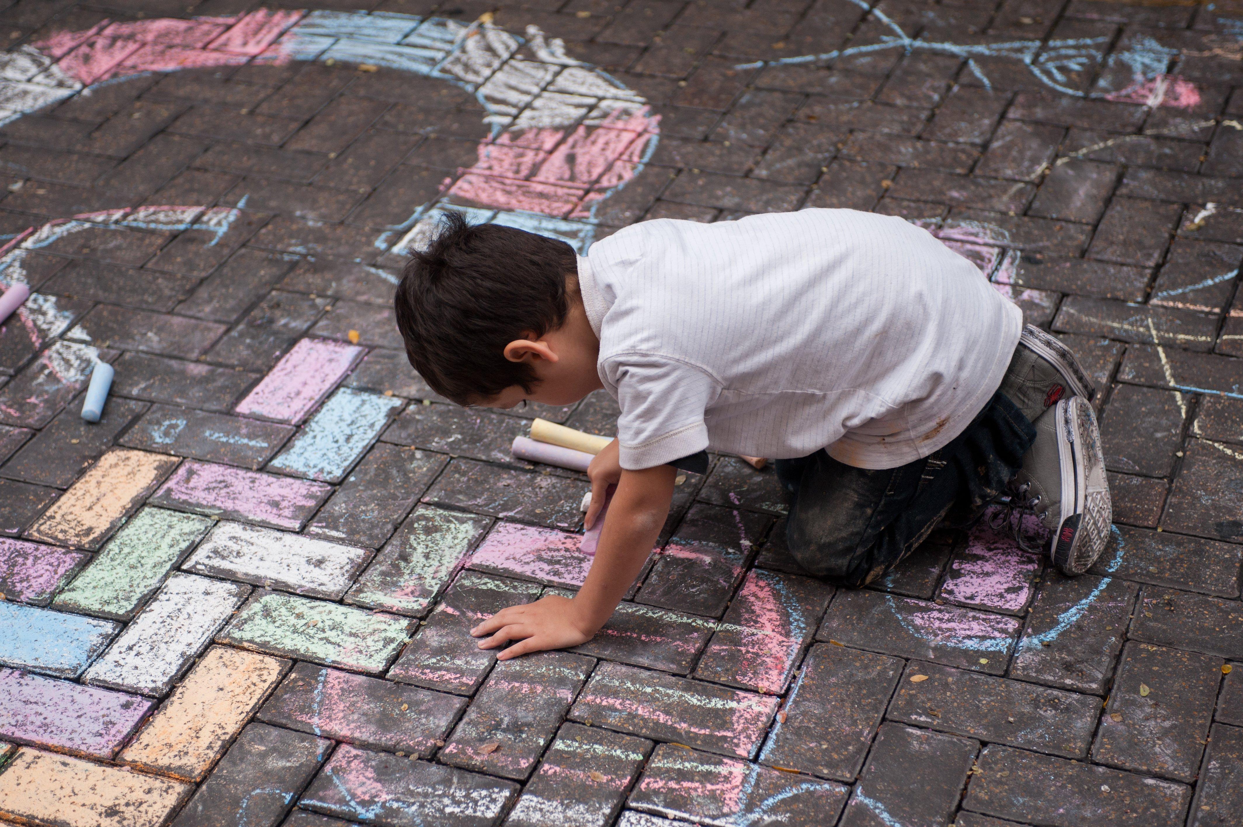 Chalk It Up 187 Artpace
