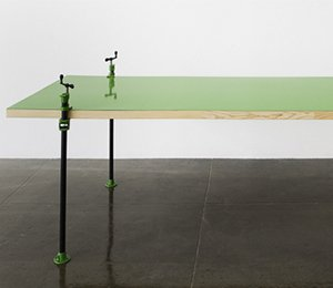 Roy McMakin Table, 2013